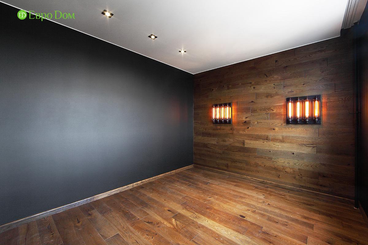 Ремонт и отделка 4-комнатной квартиры 109 кв. м.  Интерьер в современном стиле. Фото 027