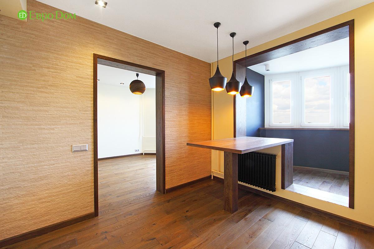Ремонт и отделка 4-комнатной квартиры 109 кв. м.  Интерьер в современном стиле. Фото 028