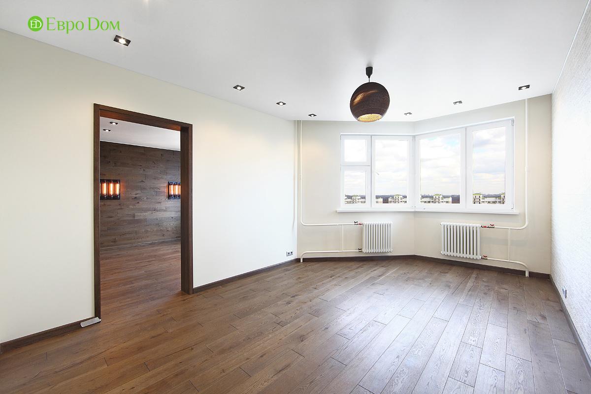 Ремонт и отделка 4-комнатной квартиры 109 кв. м.  Интерьер в современном стиле. Фото 030