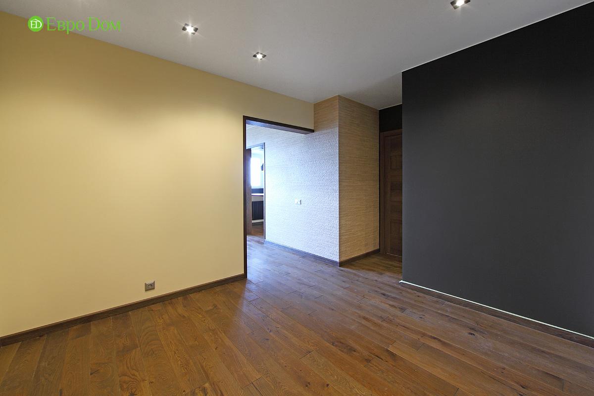 Ремонт и отделка 4-комнатной квартиры 109 кв. м.  Интерьер в современном стиле. Фото 031
