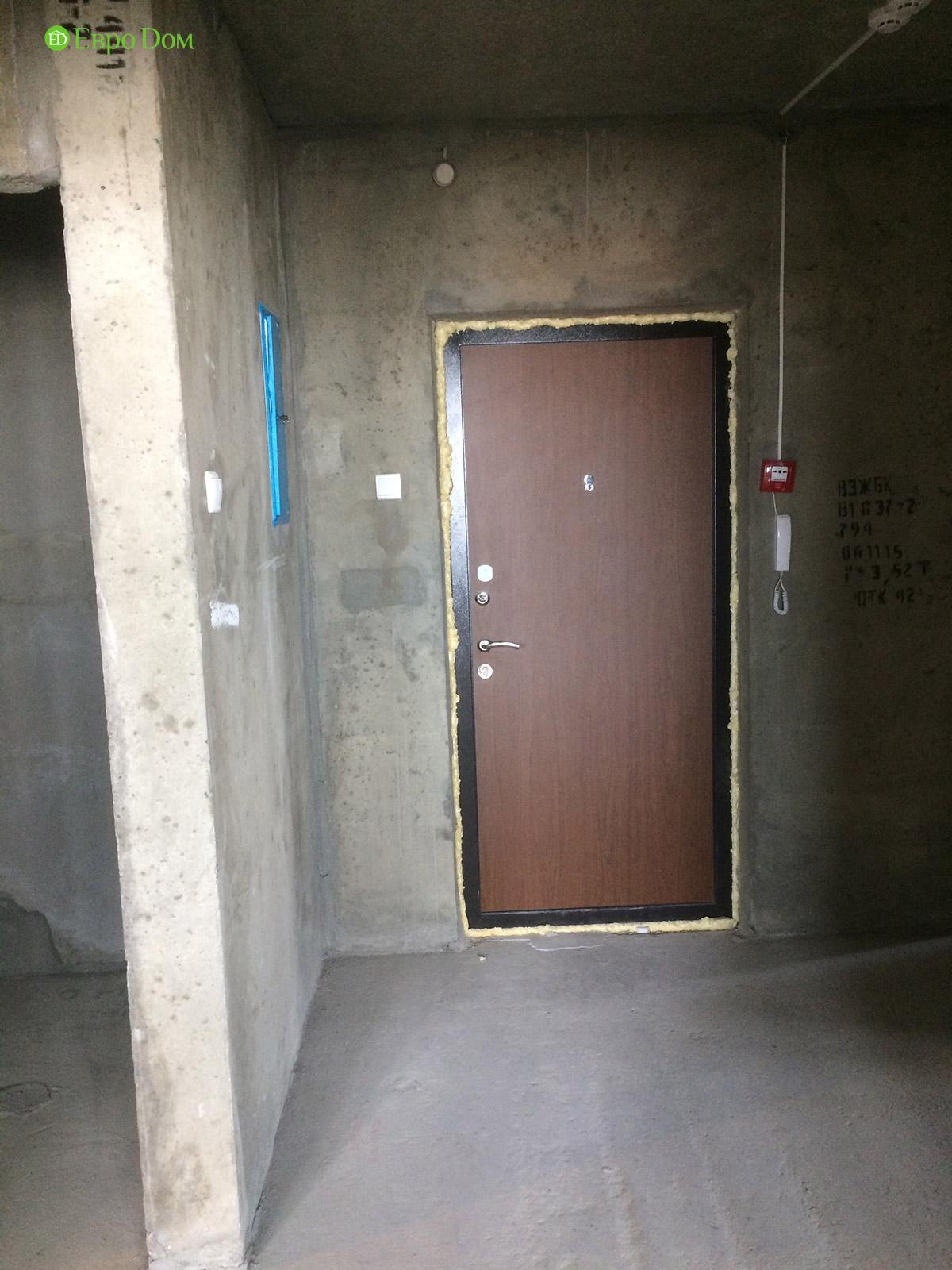 Ремонт и отделка 4-комнатной квартиры 109 кв. м.  Интерьер в современном стиле. Фото 07