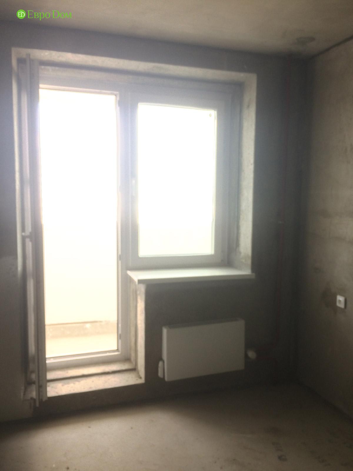 Ремонт и отделка 4-комнатной квартиры 109 кв. м.  Интерьер в современном стиле. Фото 011