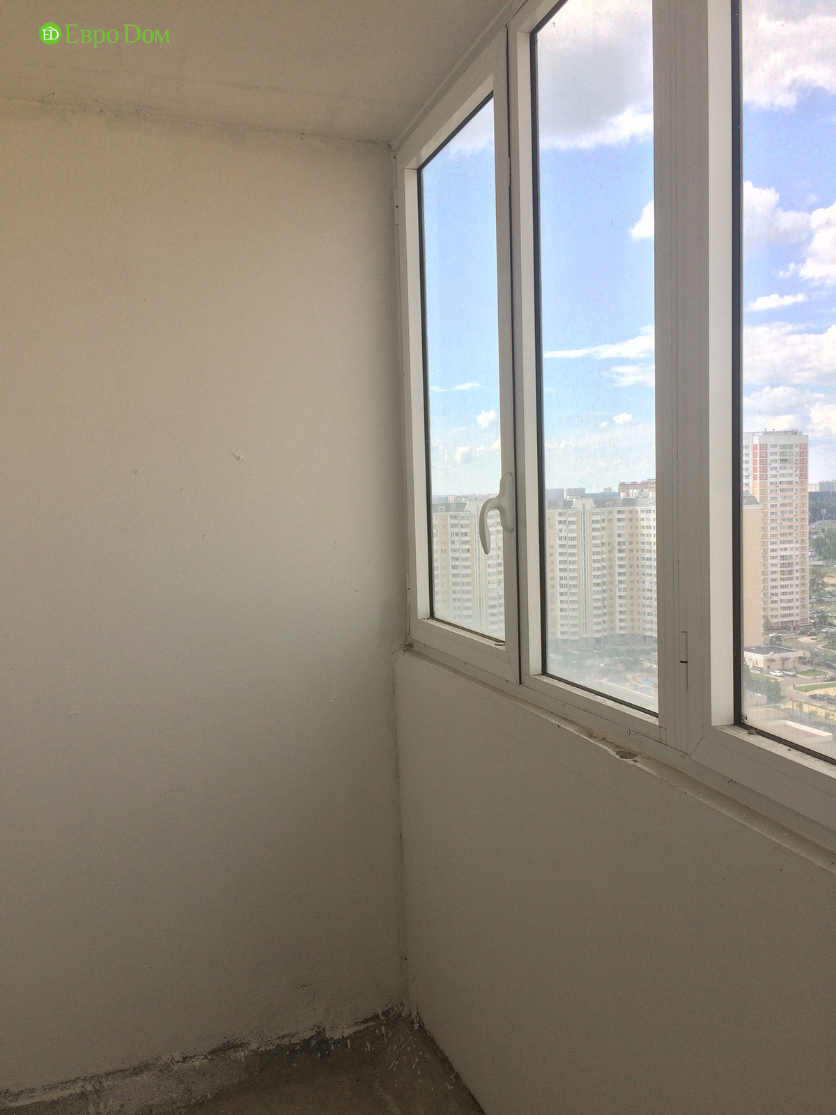 Ремонт и отделка 4-комнатной квартиры 109 кв. м.  Интерьер в современном стиле. Фото 012