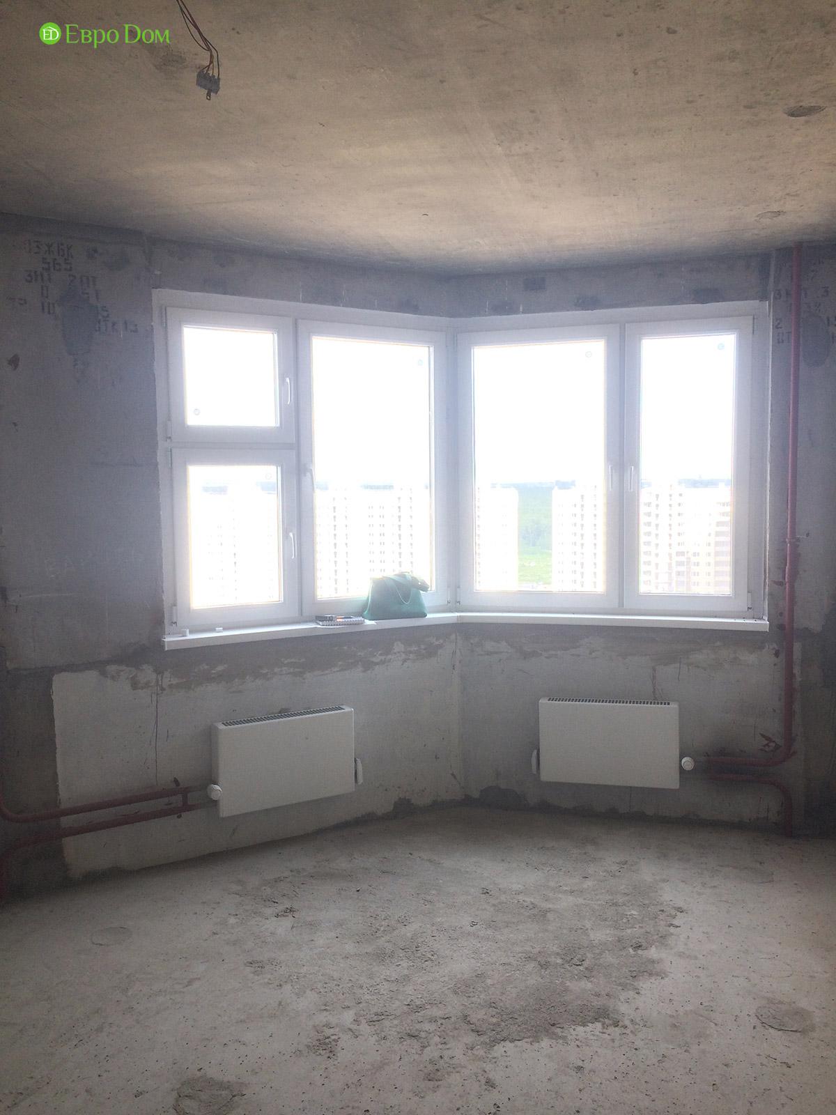 Ремонт и отделка 4-комнатной квартиры 109 кв. м.  Интерьер в современном стиле. Фото 017