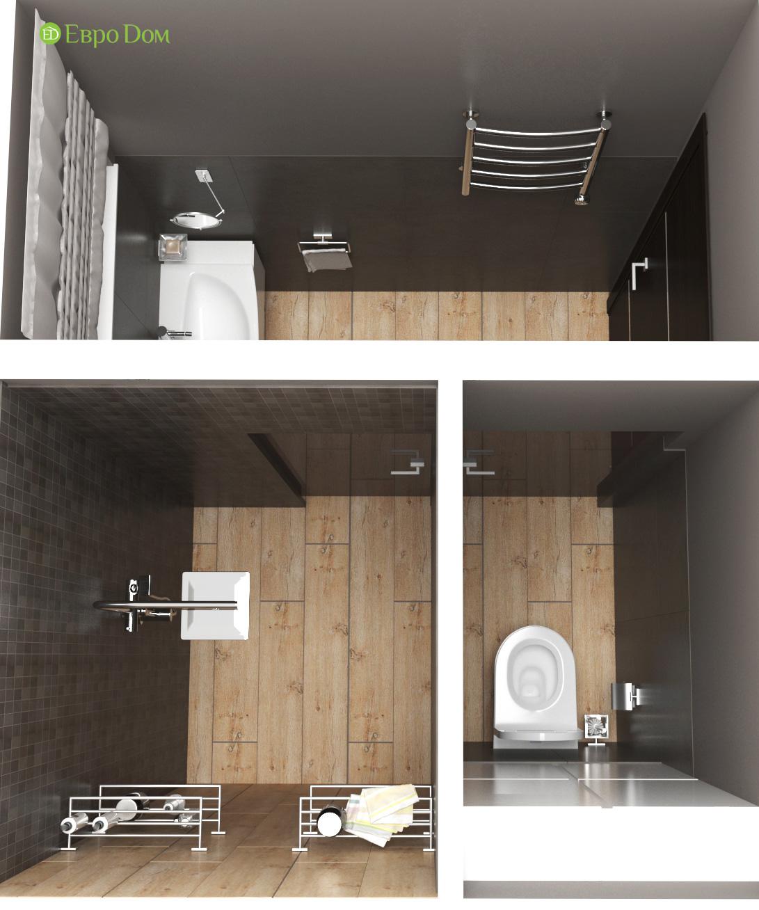 Дизайн-проекты. Стиль: Современный. ЗD визуализация. Фото 52