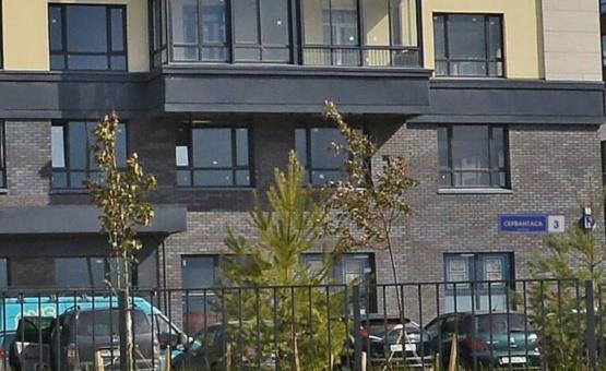 Инженерный проект 2-комнатной квартиры  по адресу г. Москва, ул. Сервантоса, д. 3, к. 2. Фото 1