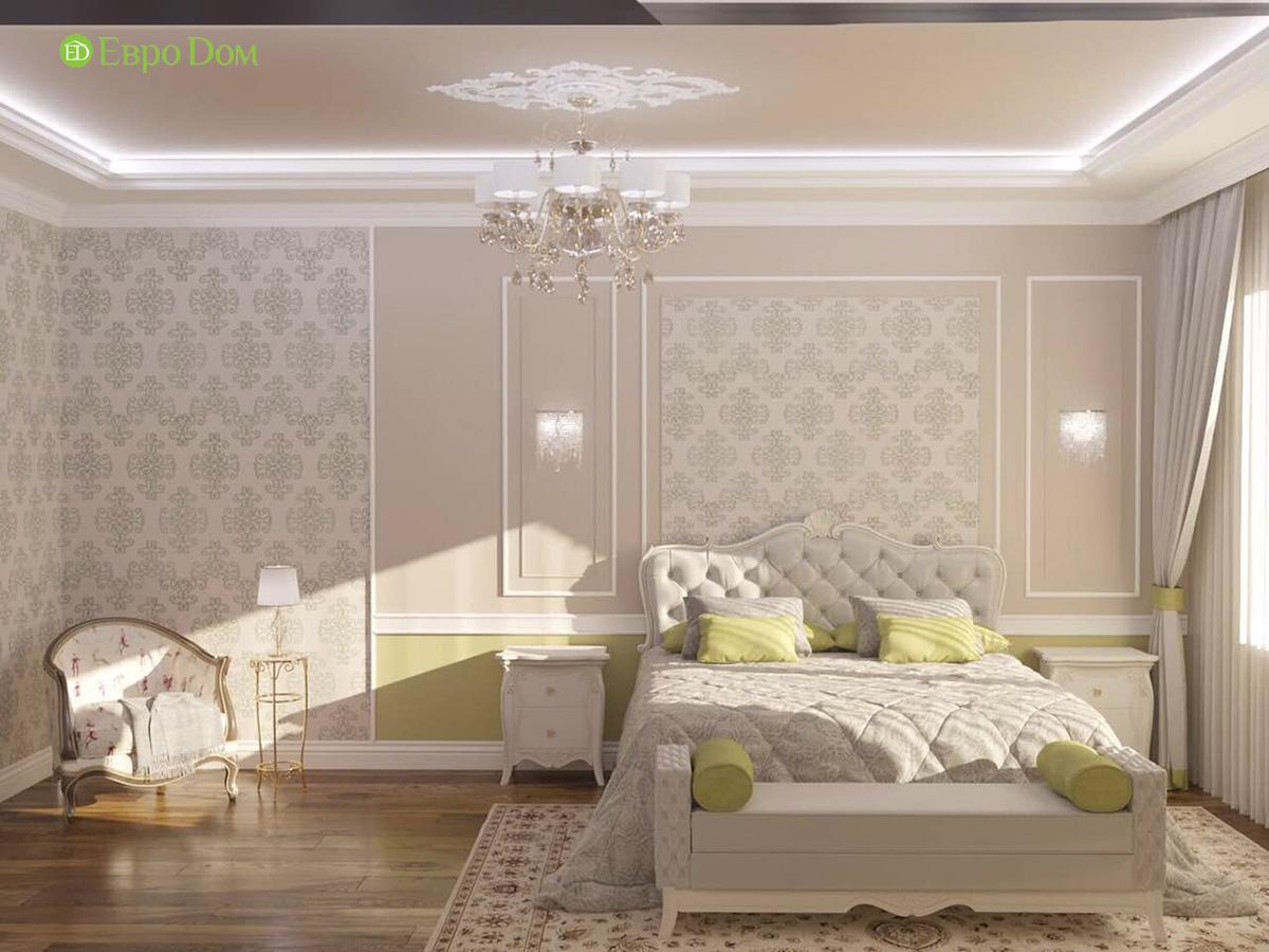 Дизайн квартиры в английском стиле. Фото 04