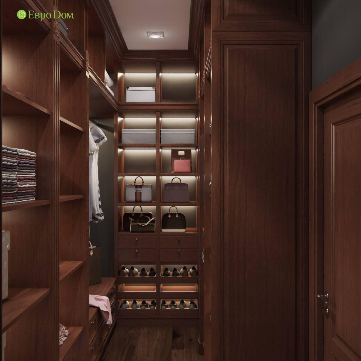 Дизайн квартиры в английском стиле. Фото 011