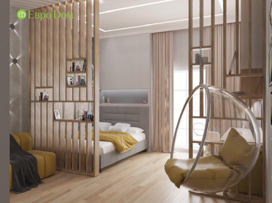 Дизайн квартиры в английском стиле. Фото 025