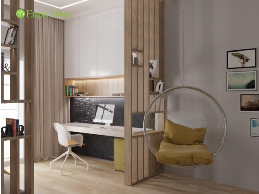 Дизайн квартиры в английском стиле. Фото 028