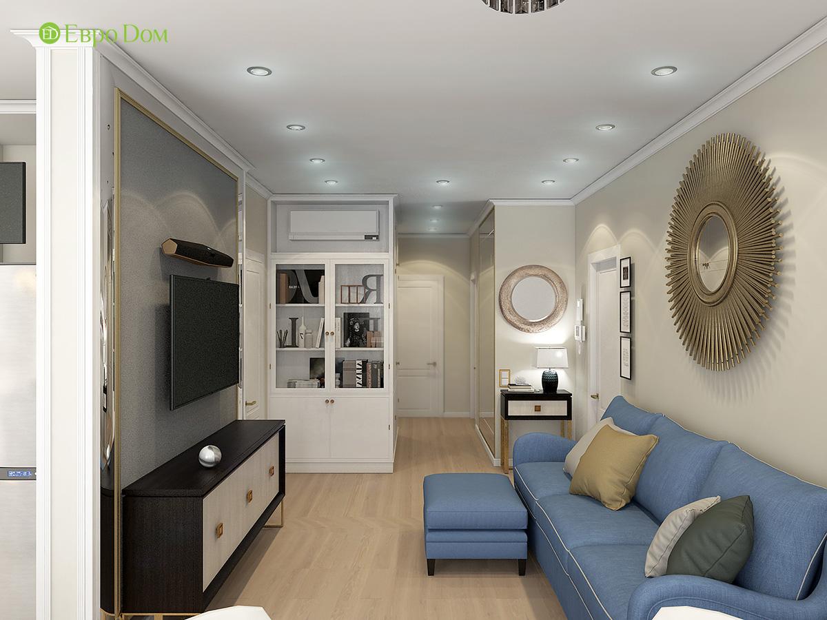 Дизайн квартиры стиле арт-деко. Фото 08