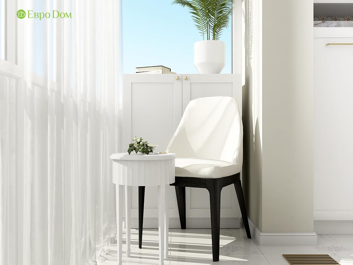 Дизайн квартиры стиле арт-деко. Фото 010