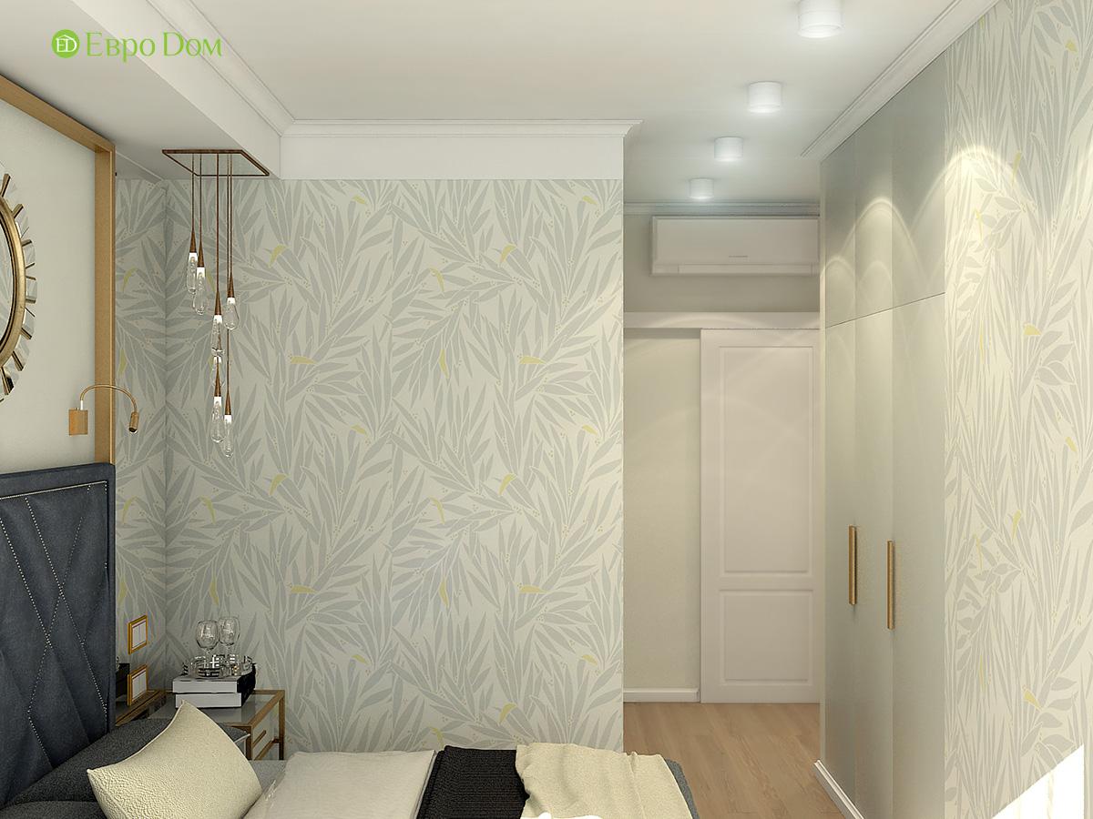 Дизайн квартиры стиле арт-деко. Фото 012
