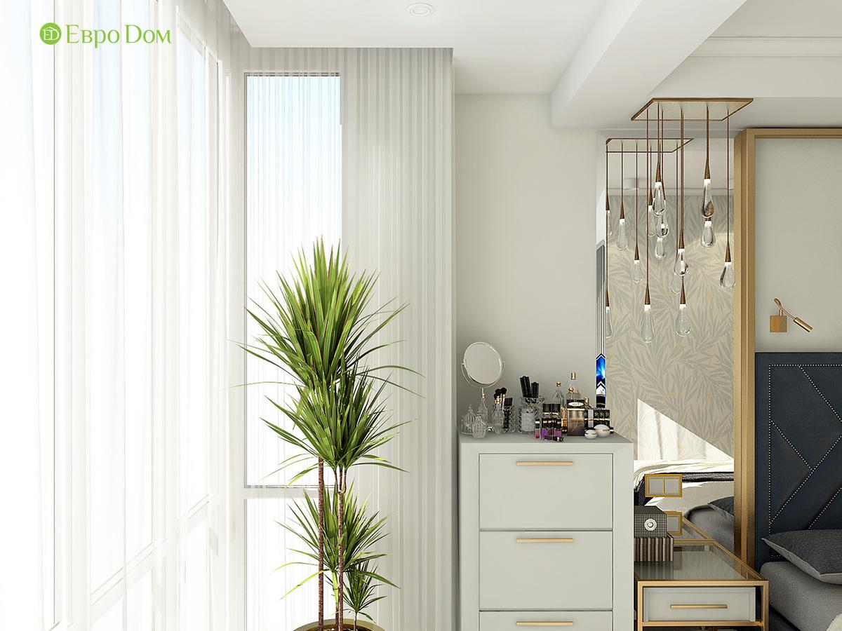 Дизайн квартиры стиле арт-деко. Фото 013