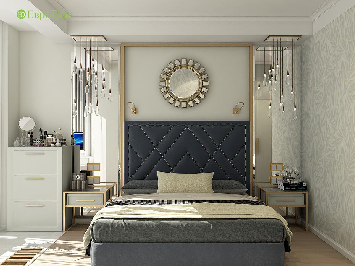 Дизайн квартиры стиле арт-деко. Фото 014