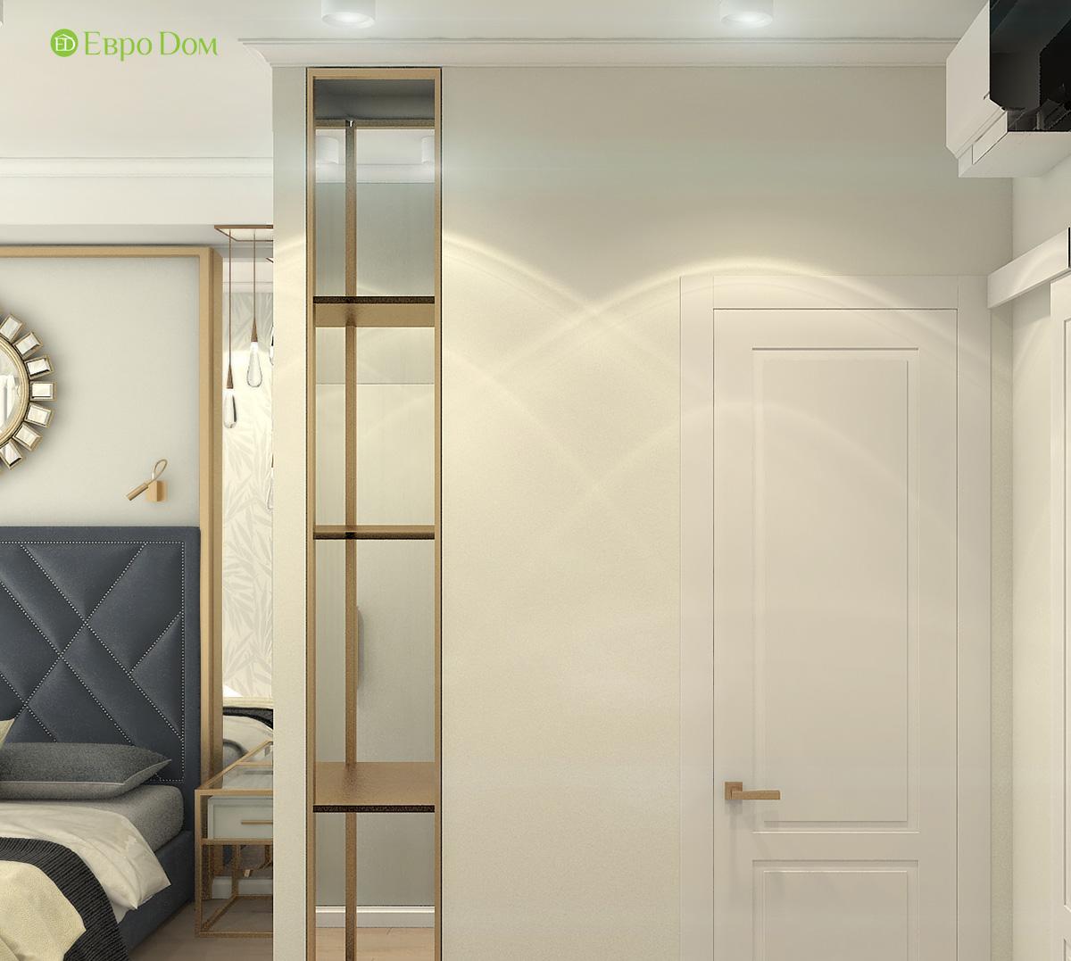 Дизайн квартиры стиле арт-деко. Фото 016
