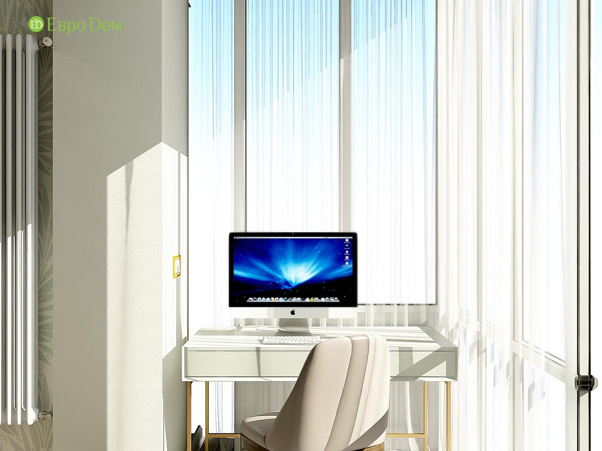 Дизайн квартиры стиле арт-деко. Фото 017
