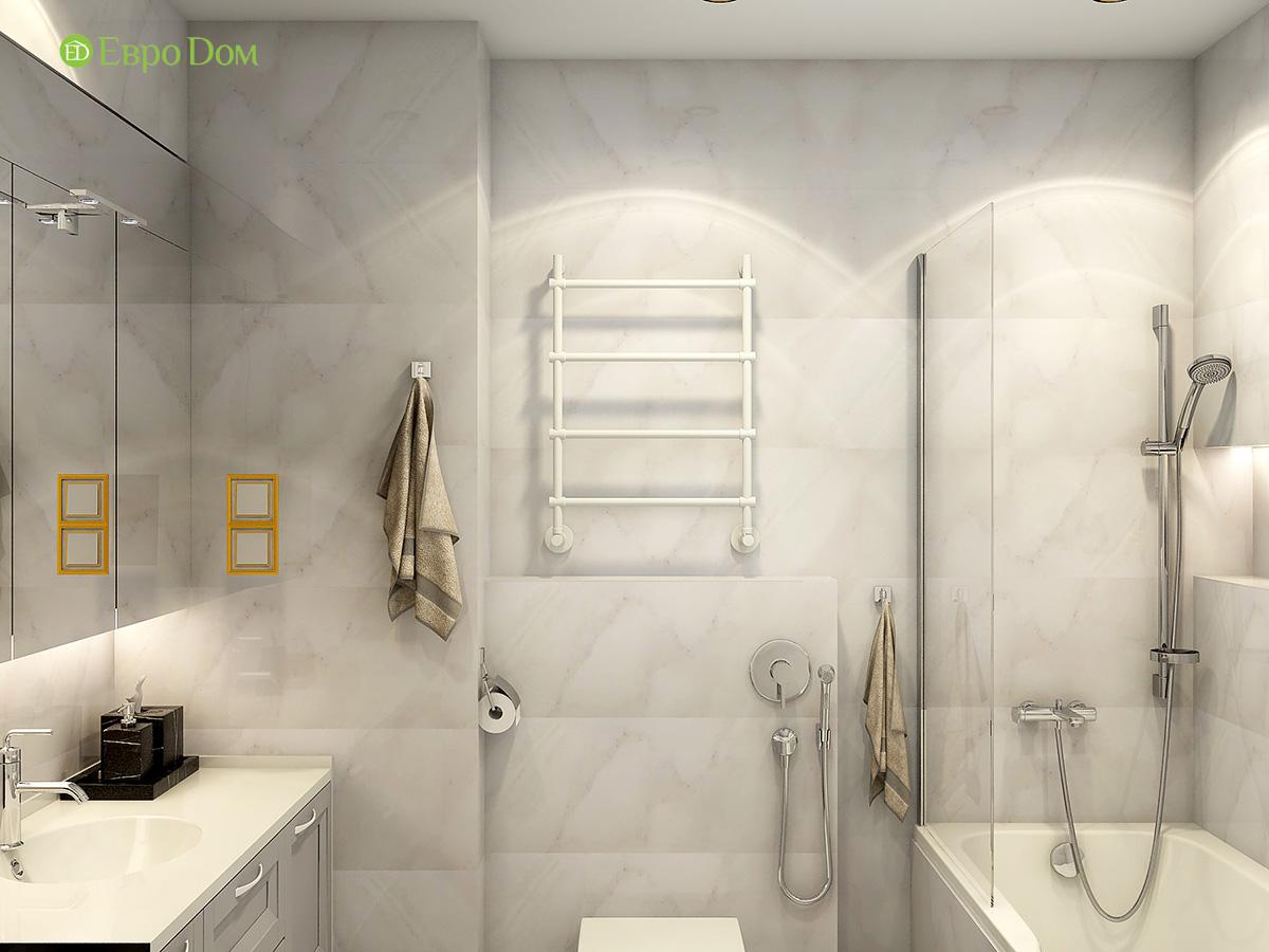 Дизайн квартиры стиле арт-деко. Фото 020