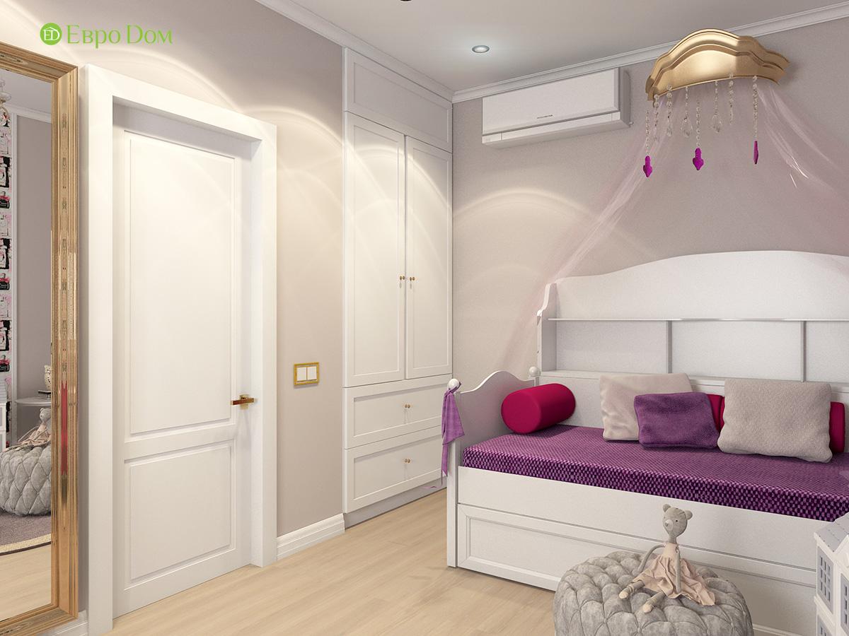 Дизайн квартиры стиле арт-деко. Фото 024