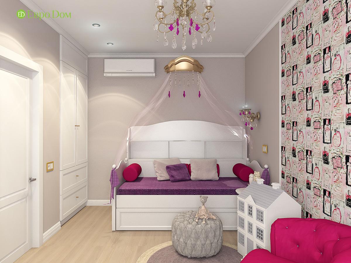 Дизайн квартиры стиле арт-деко. Фото 025