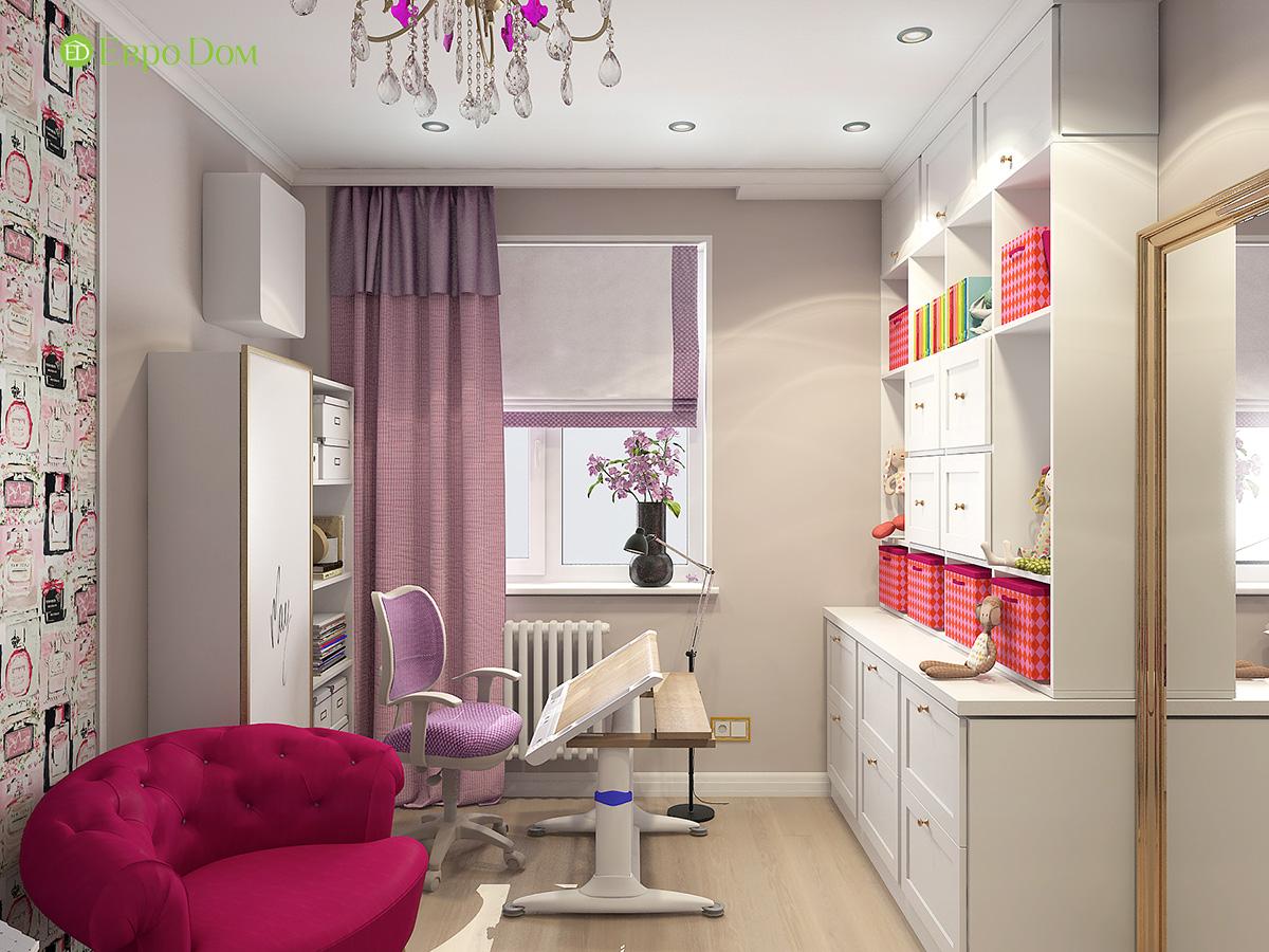 Дизайн квартиры стиле арт-деко. Фото 026