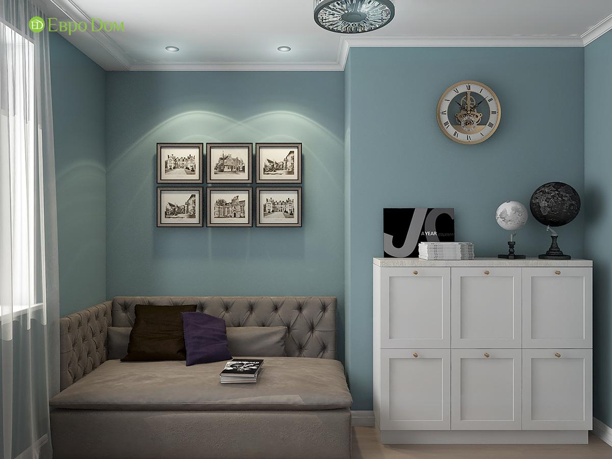 Дизайн квартиры стиле арт-деко. Фото 028