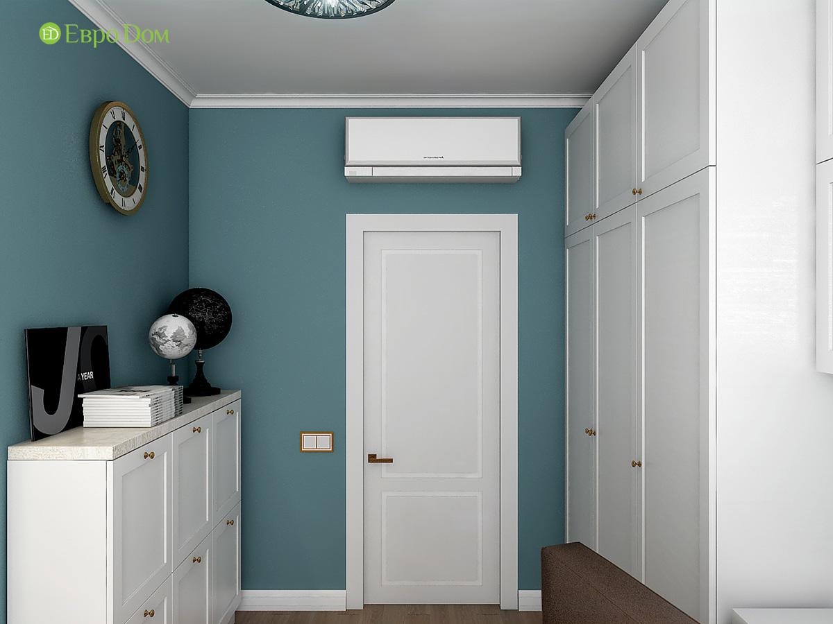 Дизайн квартиры стиле арт-деко. Фото 029
