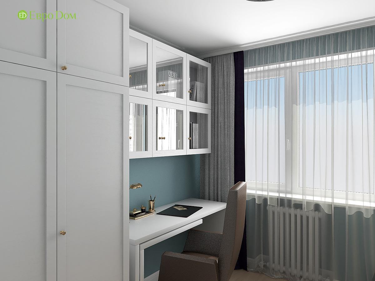 Дизайн квартиры стиле арт-деко. Фото 031