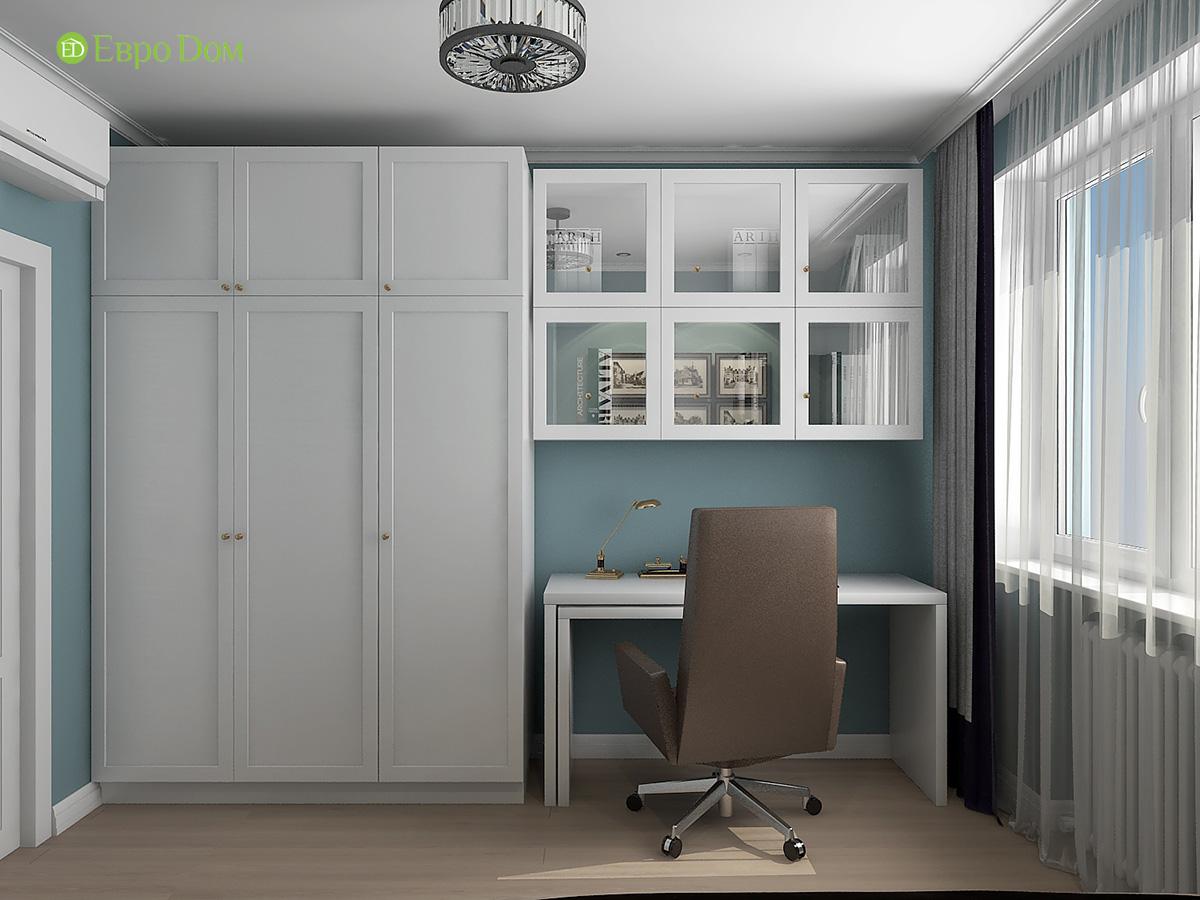 Дизайн квартиры стиле арт-деко. Фото 032