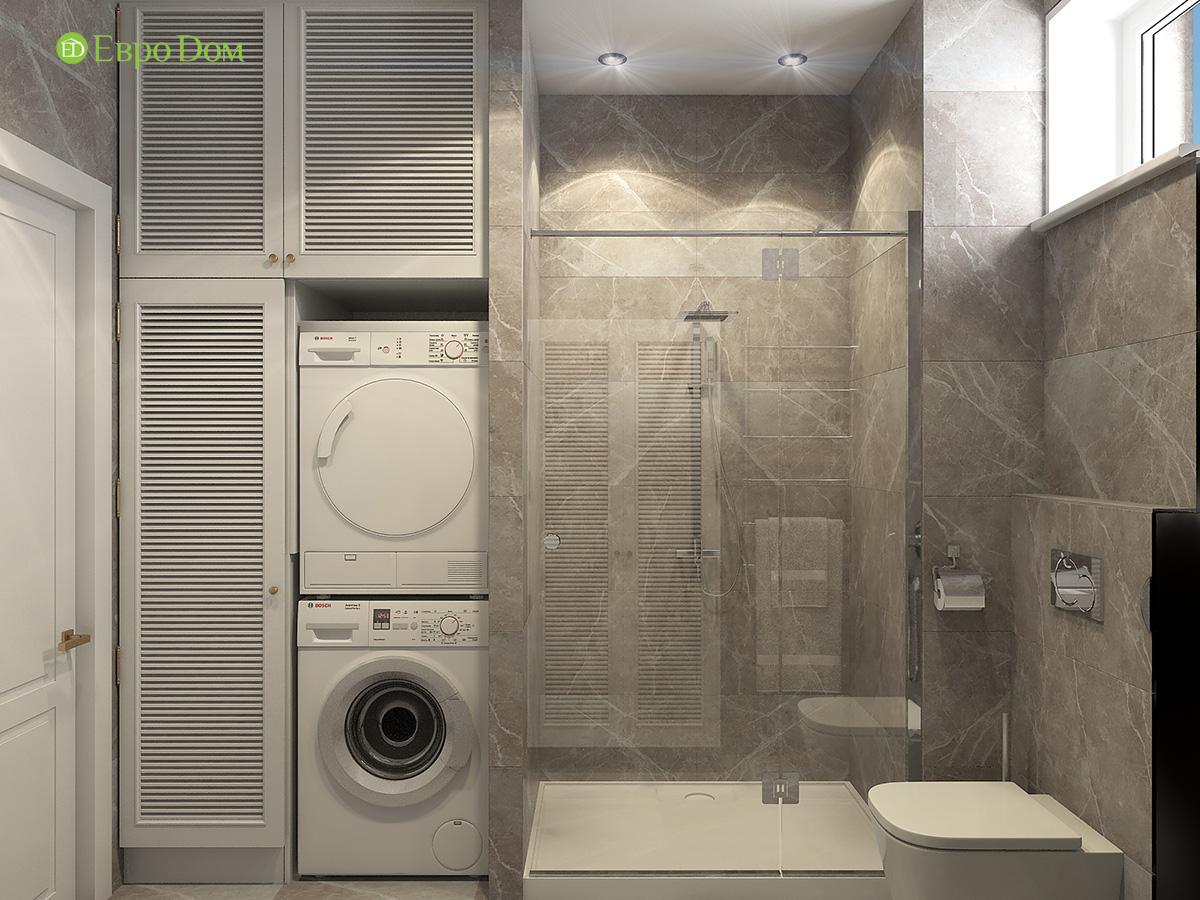 Дизайн квартиры стиле арт-деко. Фото 033