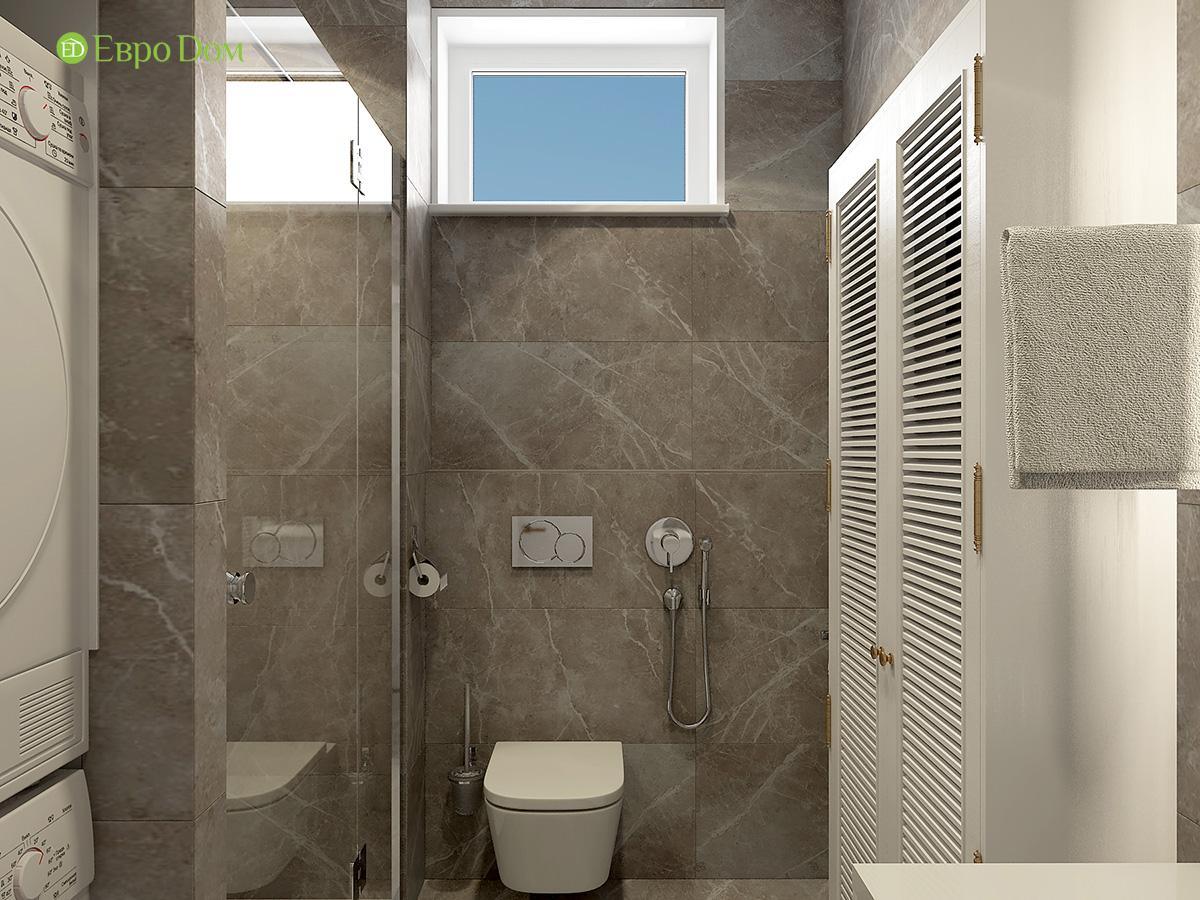Дизайн квартиры стиле арт-деко. Фото 034