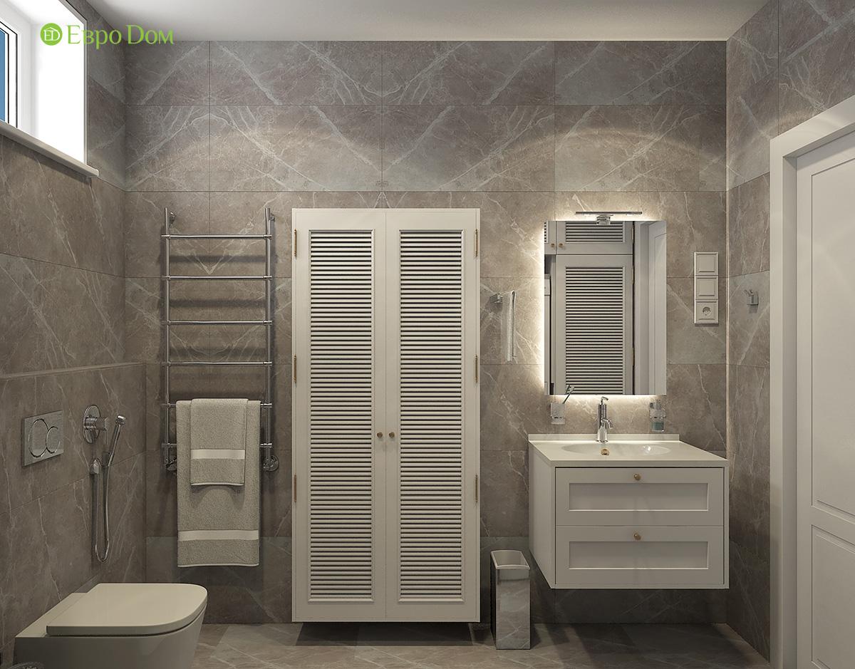 Дизайн квартиры стиле арт-деко. Фото 035