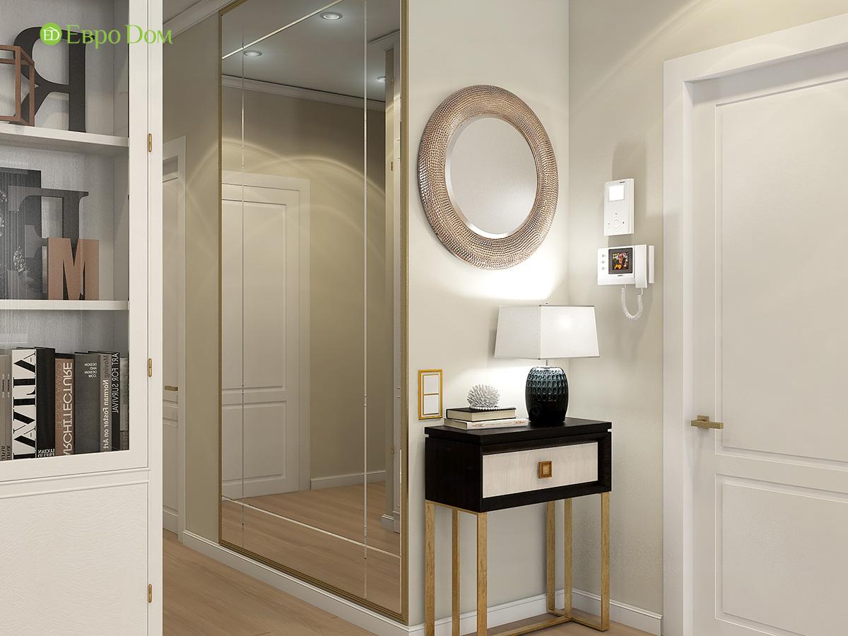 Дизайн квартиры стиле арт-деко. Фото 038