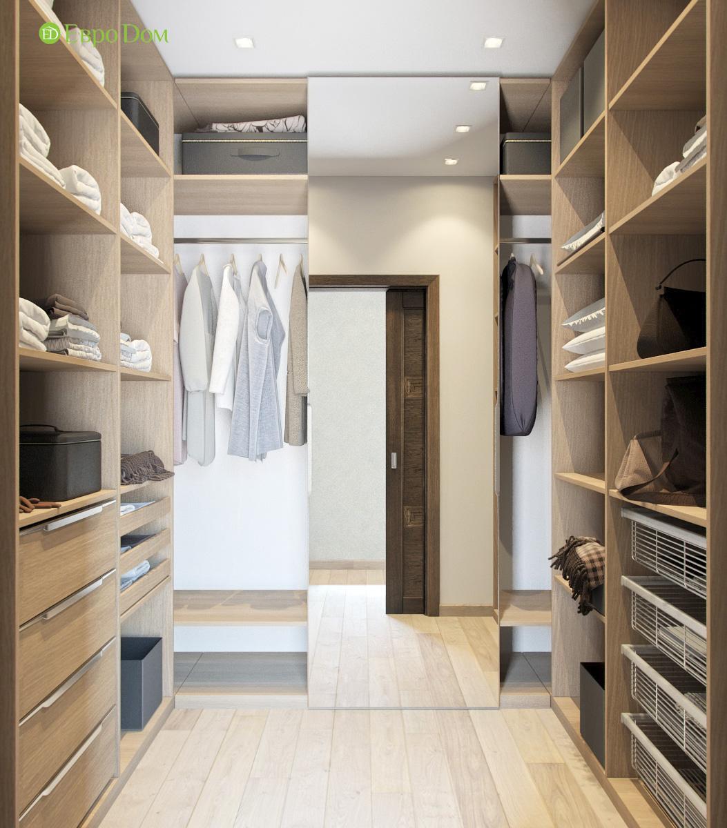 Дизайн трехкомнатной квартиры 95 кв. м в современном стиле. Фото 018