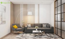 Дизайн интерьера четырехкомнатной квартиры 106 кв.м. по адресу МО, г. Видное, ул. Олимпийская деревня, д. 1, корп, 1, ЖК «Битцевские холмы». Фото 2
