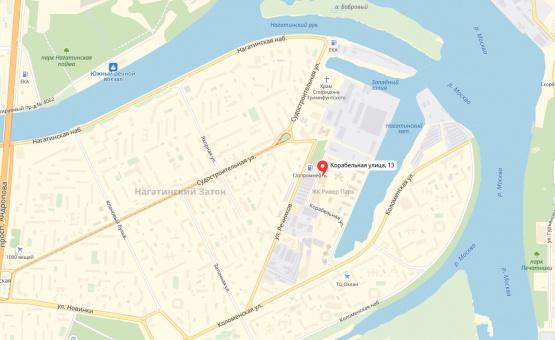 Инженерный проект 1-комнатной квартиры  по адресу г. Москва, ул. Корабельная, д. 13. Фото 3