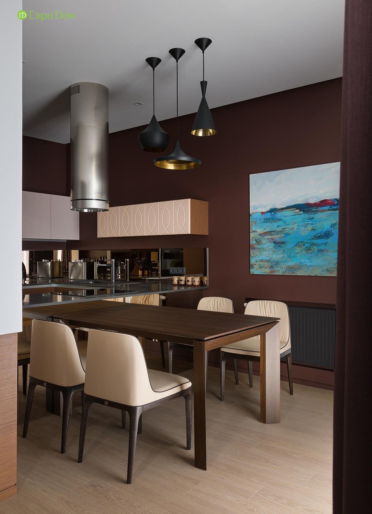 Ремонт и отделка 4-комнатной квартиры 103 м2 в современном стиле. Фото 010