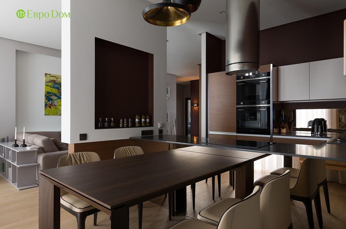 Ремонт и отделка 4-комнатной квартиры 103 м2 в современном стиле. Фото 013