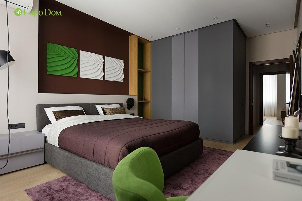 Ремонт и отделка 4-комнатной квартиры 103 м2 в современном стиле. Фото 014