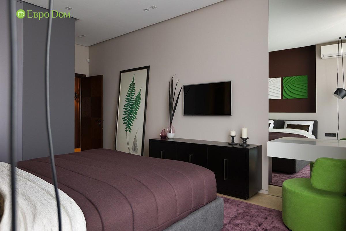 Ремонт и отделка 4-комнатной квартиры 103 м2 в современном стиле. Фото 015