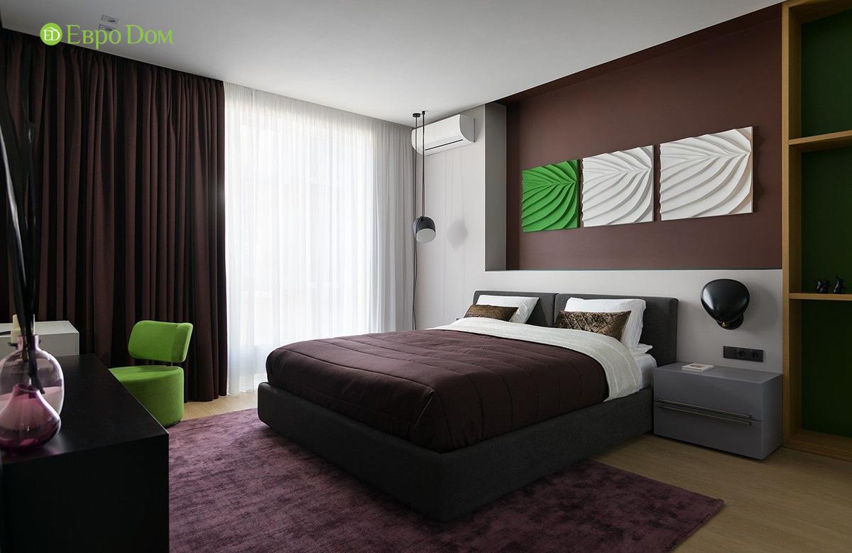 Ремонт и отделка 4-комнатной квартиры 103 м2 в современном стиле. Фото 016