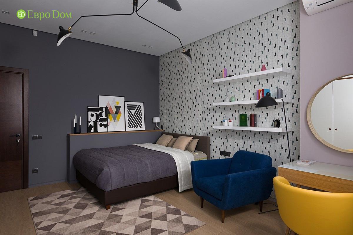Ремонт и отделка 4-комнатной квартиры 103 м2 в современном стиле. Фото 017