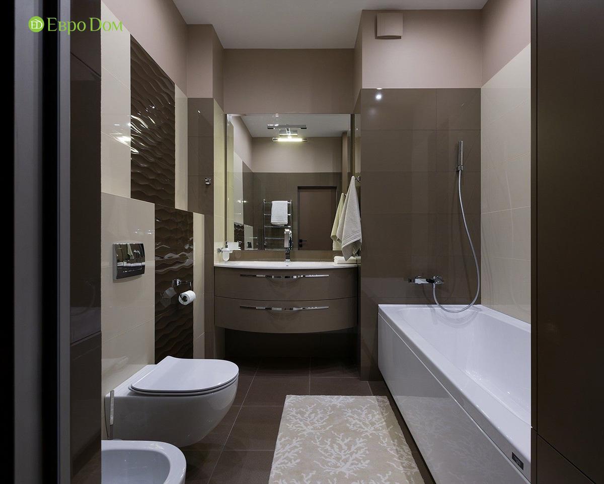 Ремонт и отделка 4-комнатной квартиры 103 м2 в современном стиле. Фото 019