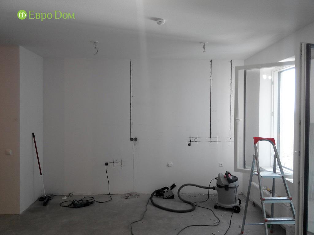Ремонт и отделка 4-комнатной квартиры 103 м2 в современном стиле. Фото 024