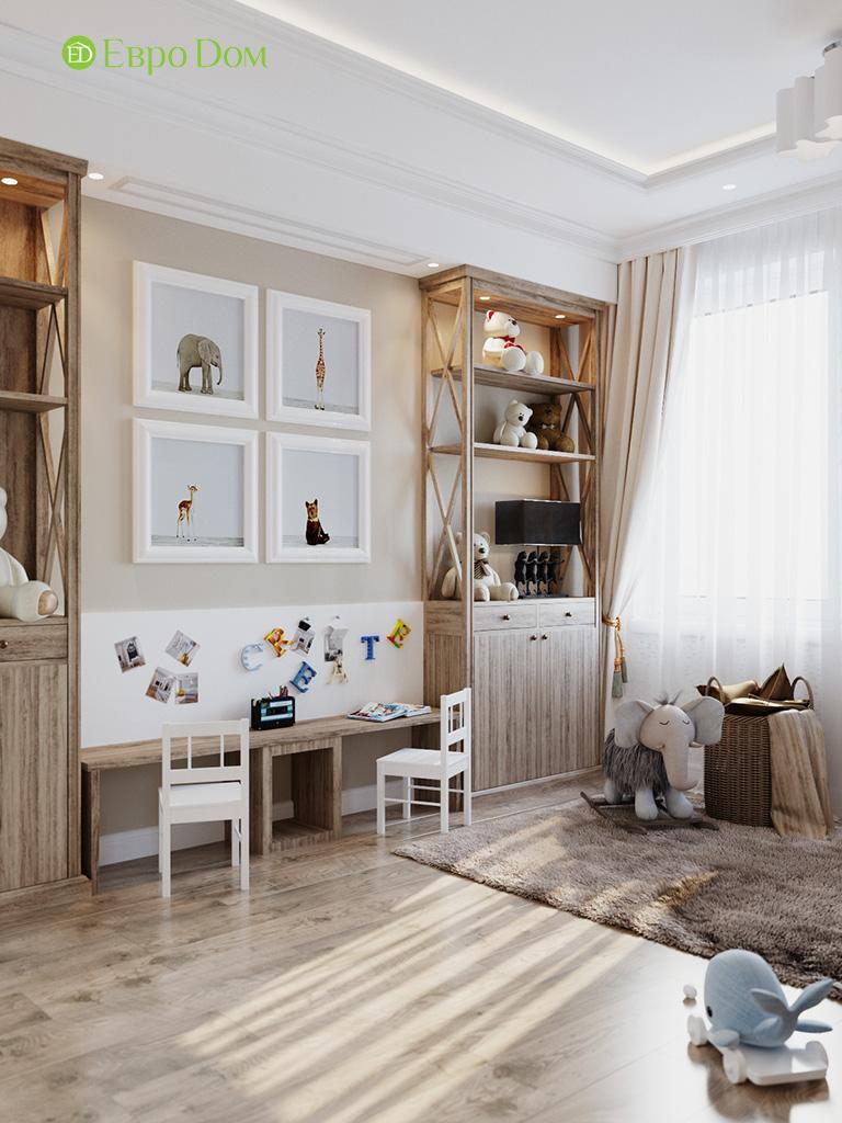 Дизайн квартиры в стиле неоклассика. Фото 022