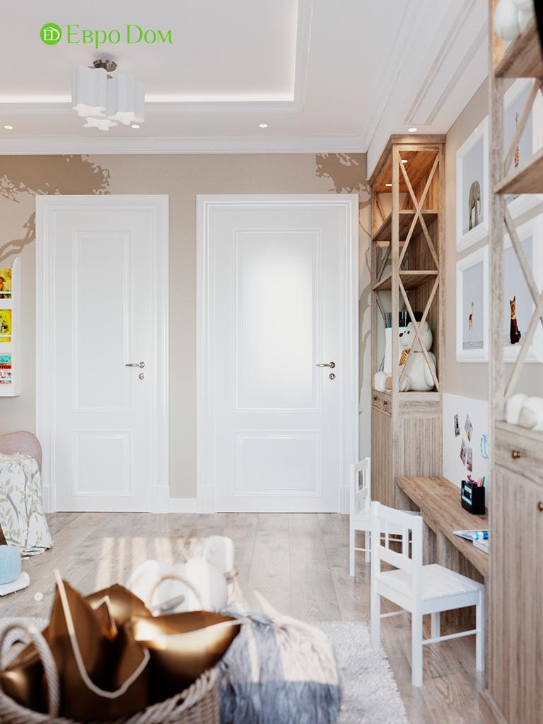 Дизайн квартиры в стиле неоклассика. Фото 024