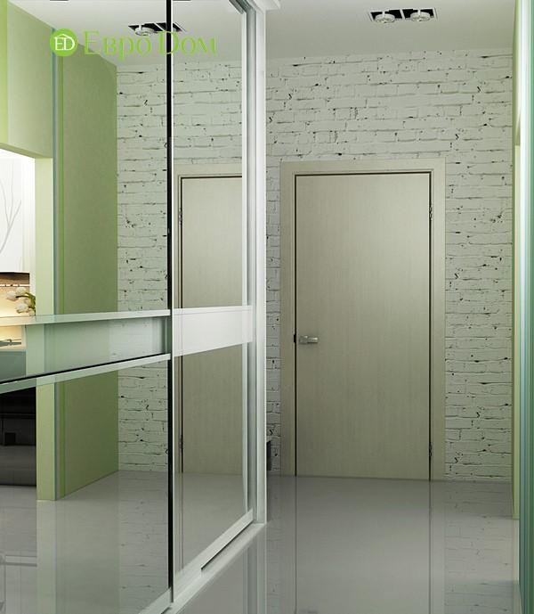 Дизайн маленькой квартиры-студии 43 кв. м. Коридор