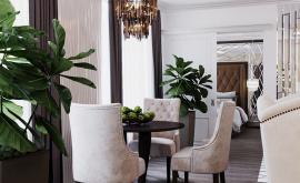 Дизайн интерьера квартиры в новостройке 68 кв.м. по адресу г. Красногорск, ул. Авангардная, д. 10, кв. 567. Фото 4