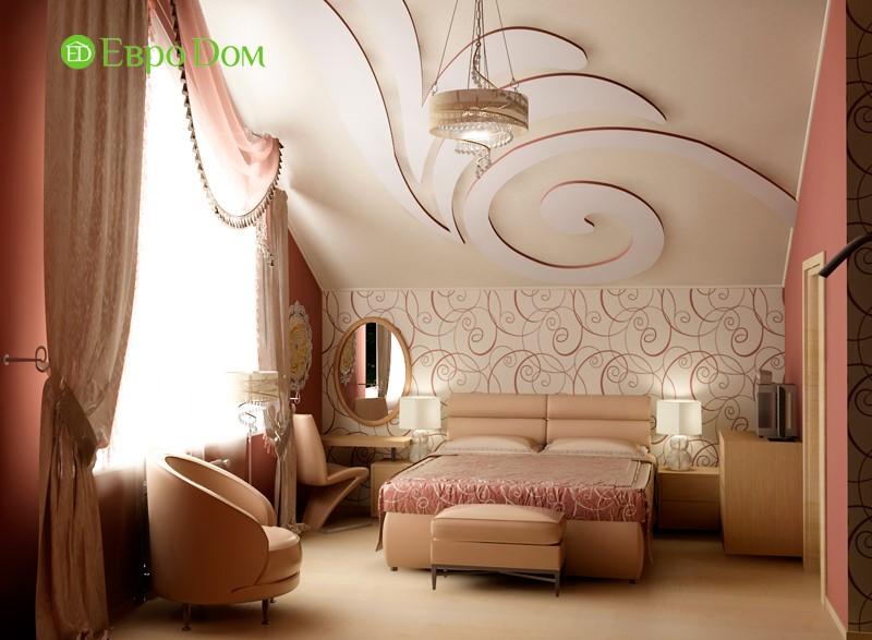 Дизайнерский интерьер современной спальни