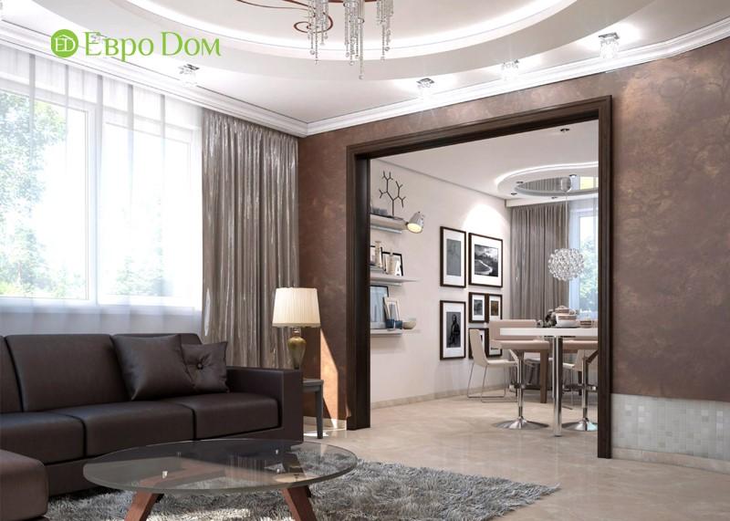 Дизайн коттеджей ар-деко внутри дома